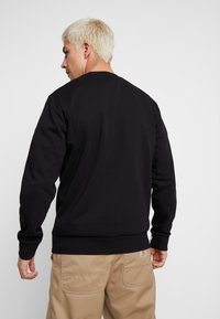 Carhartt WIP - SCRIPT EMBROIDERY - Sweatshirt - black/white - 2