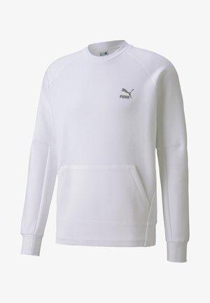 CLASSICS TECH - Sweatshirt -  white