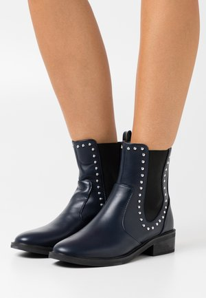 BLANCA - Classic ankle boots - blue