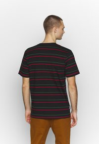 Cayler & Sons - GOOD DAY STRIPE TEE - Print T-shirt - black