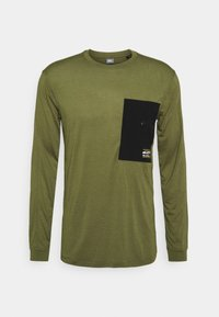 Quiksilver - Long sleeved top - olive branch - 0