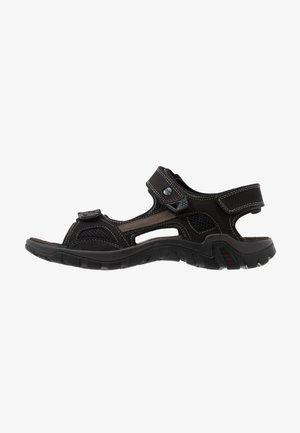 DINO - Walking sandals - black