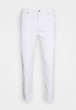 REY - Slim fit -farkut - white