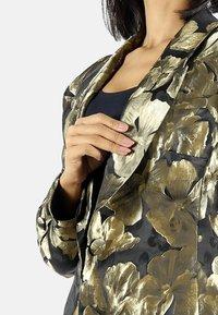Aline Celi - Blazer - gold/black - 1