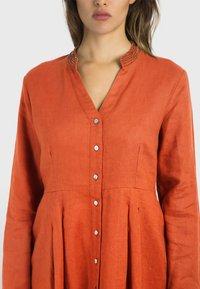 mint&mia - Shirt dress - orange - 3