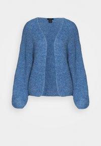 Lindex - CARDIGAN VANESSA - Cardigan - light dusty blue - 0