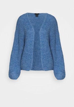 CARDIGAN VANESSA - Neuletakki - light dusty blue