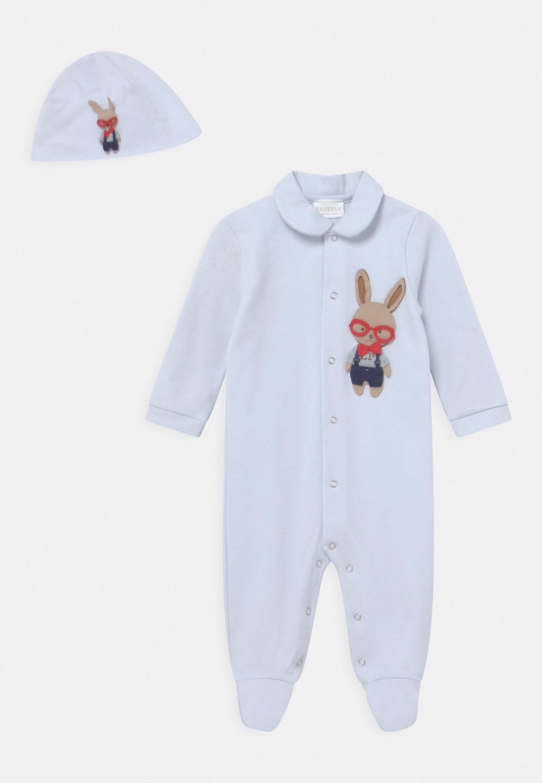 Kids GIFT-BOX CONIGLIETTO SET - Sleep suit