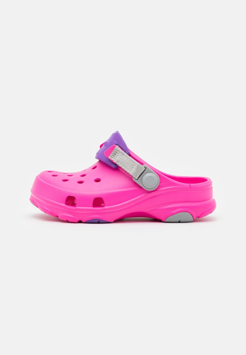 Crocs - CLASSIC ALL-TERRAIN  - Dřeváky - electric pink
