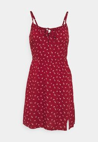 Hollister Co. - BARE DRESS - Day dress - red - 0