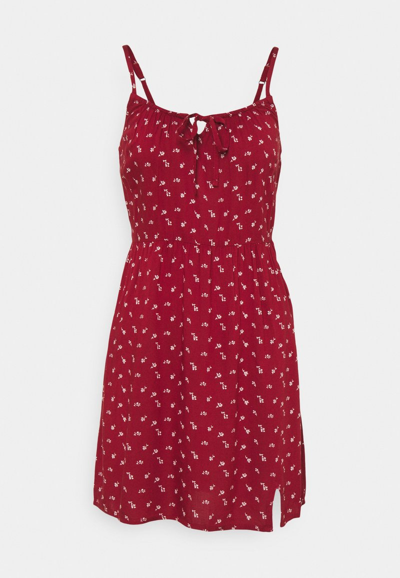 Hollister Co. - BARE DRESS - Day dress - red
