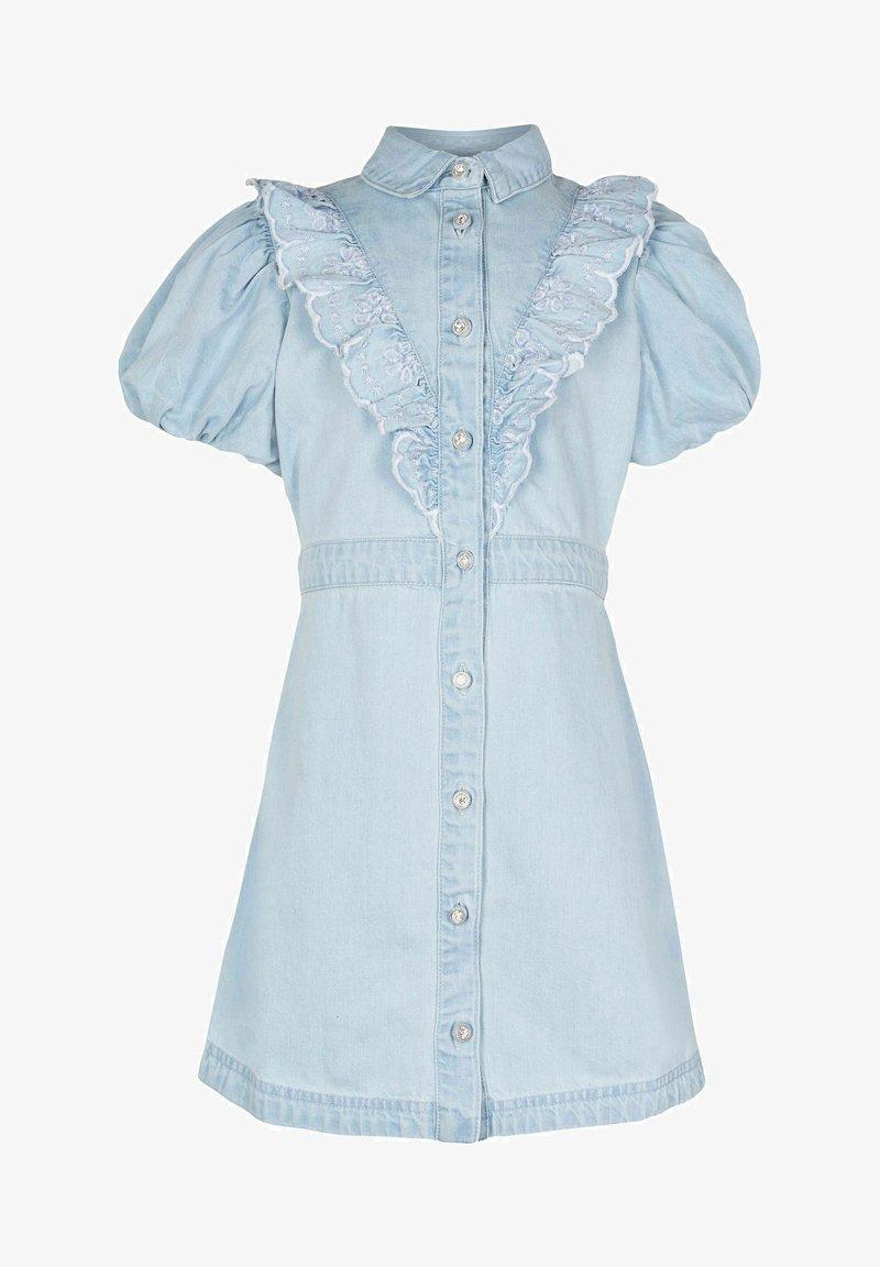 River Island - Denim dress - blue