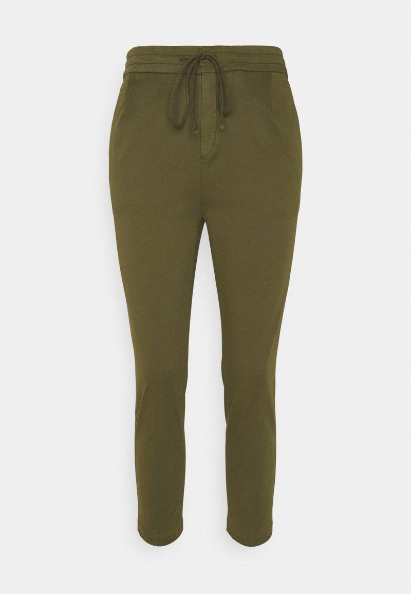 DRYKORN - LEVEL - Trousers - grün