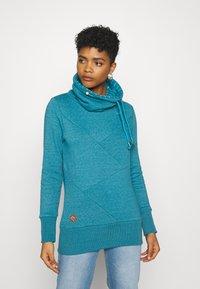 Ragwear - VIOLA - Sweatshirt - blue - 0