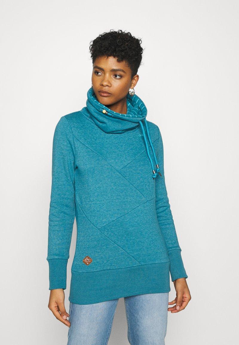 Ragwear - VIOLA - Sweatshirt - blue