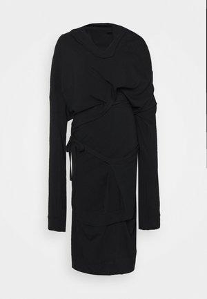 CLIFF DRESS - Vestido ligero - black