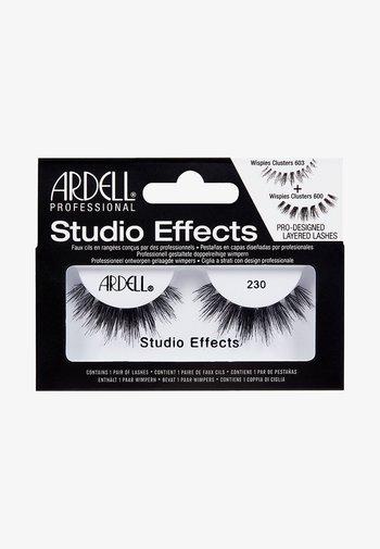 STUDIO EFFECTS 230 - False eyelashes - -