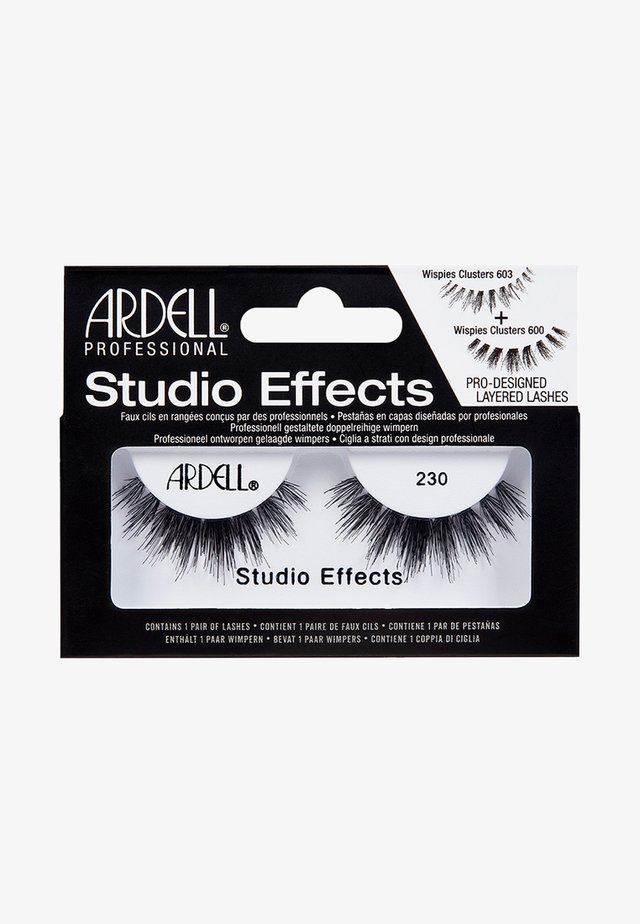 STUDIO EFFECTS 230 - False eyelashes - -