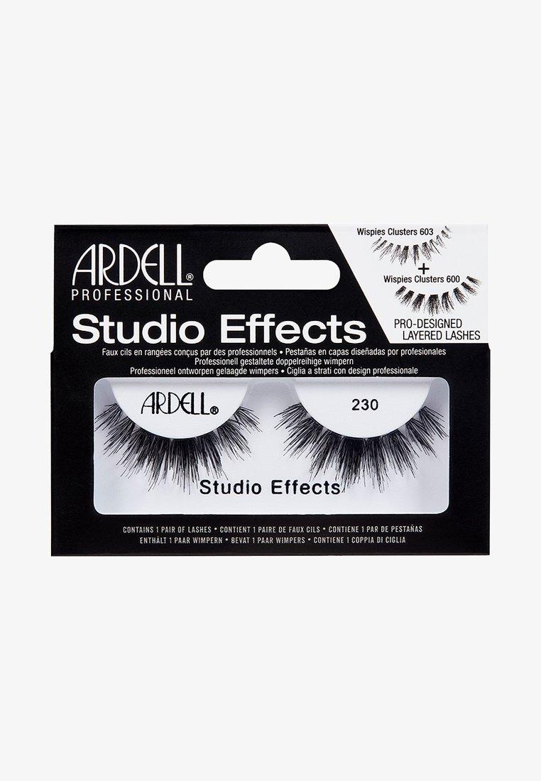 Ardell - STUDIO EFFECTS 230 - False eyelashes - -