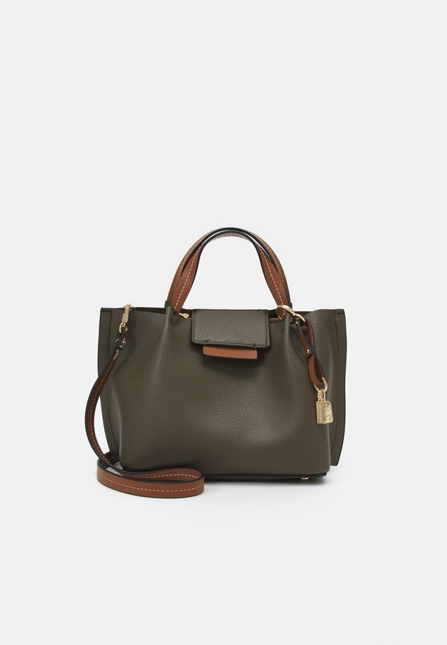 TOTE BAG MELON - Tote bag - khaki