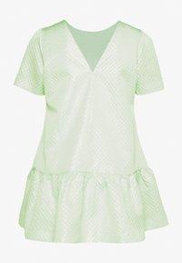 YAS Petite - YASELSA DRESS SHOW - Cocktailjurk - misty jade - 1