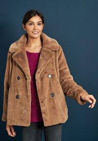 Next - Winter jacket - brown - 0