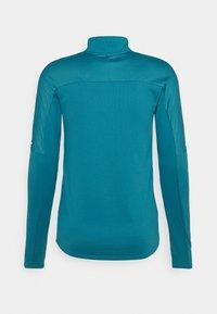 Nike Performance - Funkční triko - blustery/reflective silver - 1