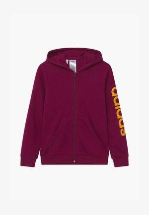 LIN UNISEX - veste en sweat zippée - powber