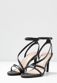 Zign - Sandaler med høye hæler - black - 4