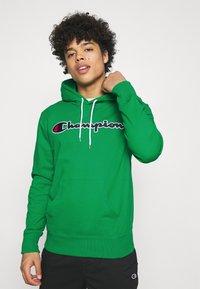 Champion Rochester - HOODED - Sweatshirt - green - 0