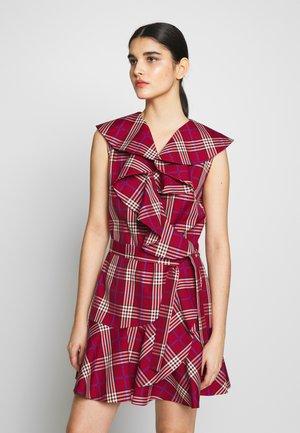 KIMBERLY DRESS - Day dress - red