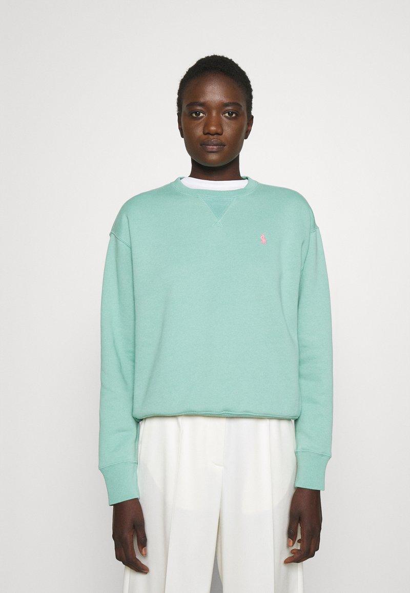 Polo Ralph Lauren - LONG SLEEVE - Sweatshirt - tiki green