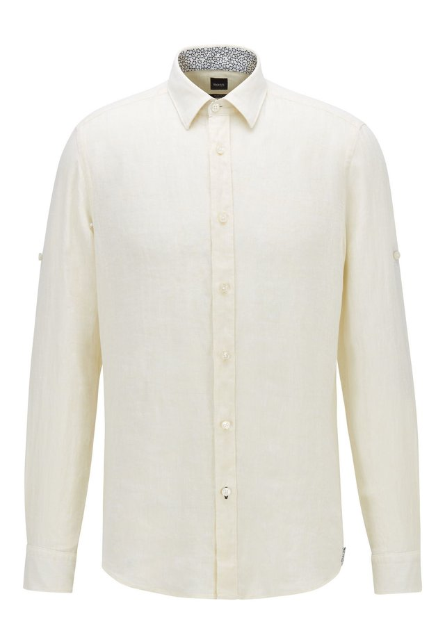 LUKAS - Shirt - light yellow