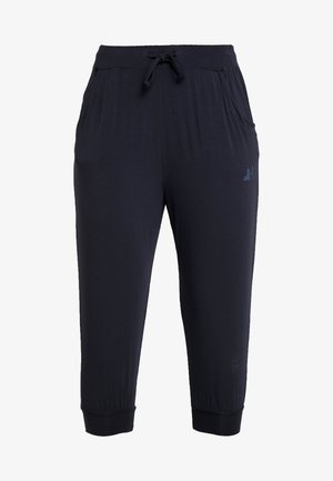 CAPRI PANTS RELAXED - 3/4 sportbroek - midnight blue