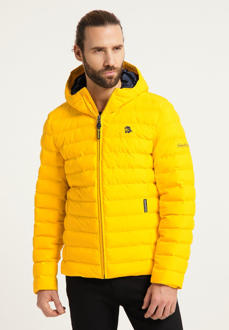 Schmuddelwedda - Winter jacket - senf
