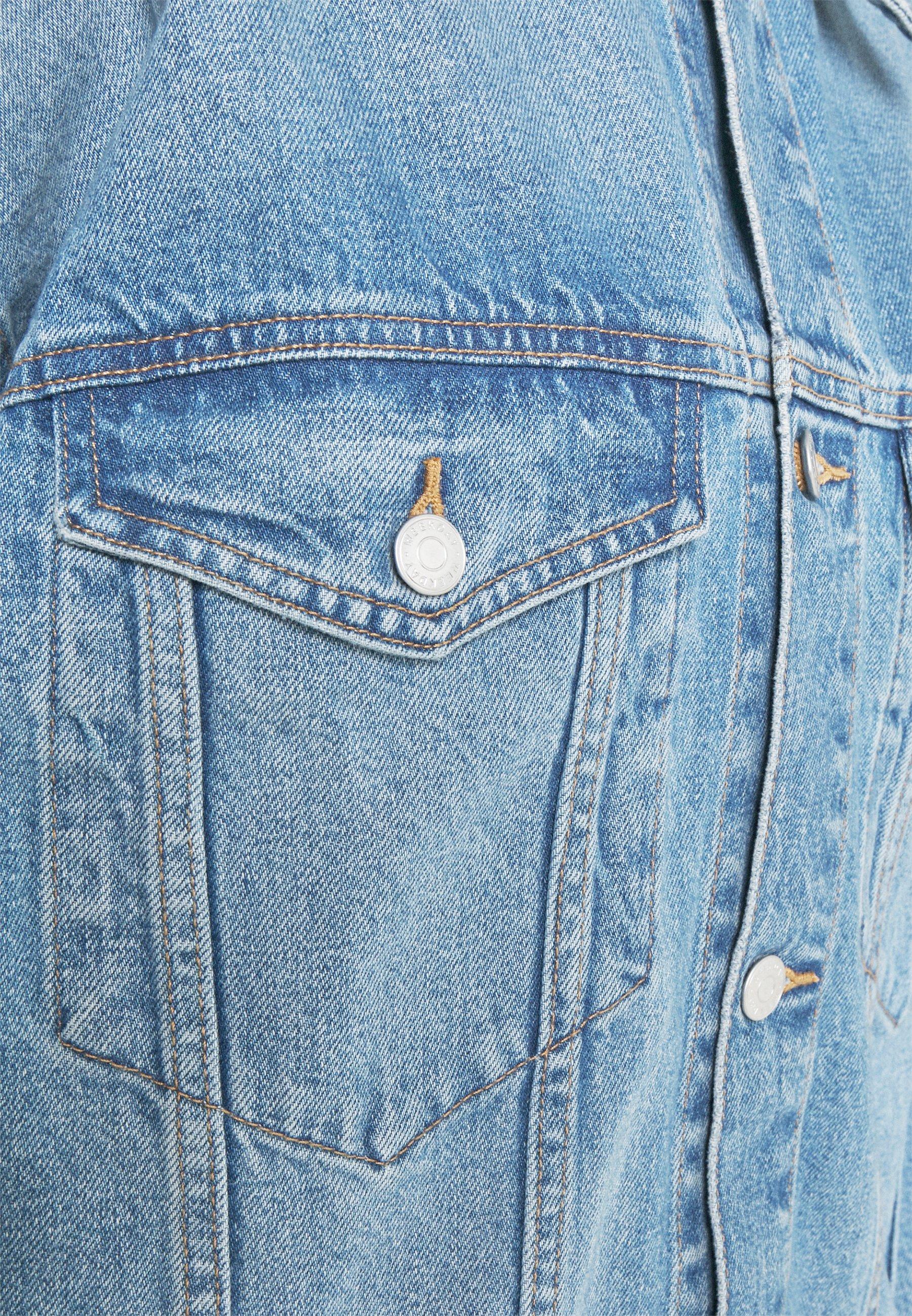Women GIGA JACKET - Denim jacket