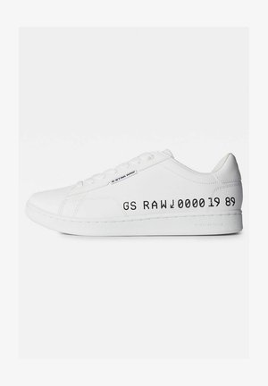 CADET - Sneakers laag - white wp