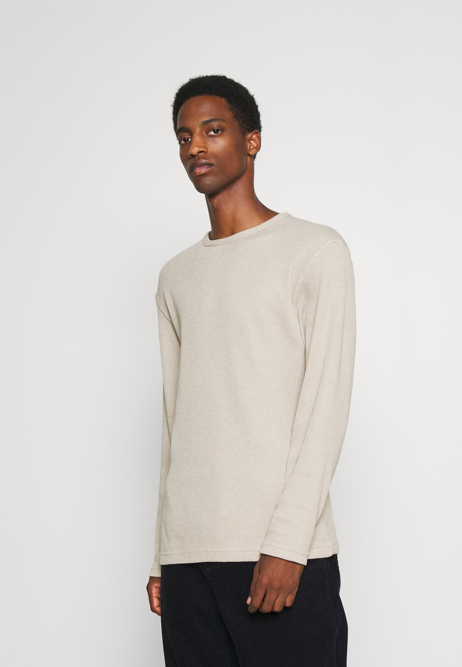 Homme SLHKALE CREW NECK  - Pullover