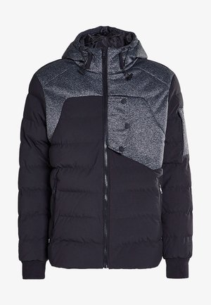 Winter jacket - blk/gry