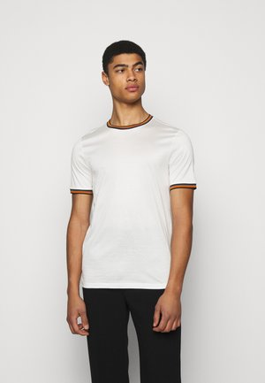 GENTS - Print T-shirt - white