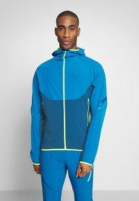 Dynafit - TRANSALPER - Outdoor jacket - mykonos blue - 0