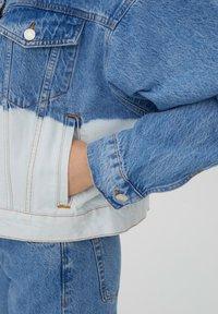 PULL&BEAR - Denim jacket - blue - 5