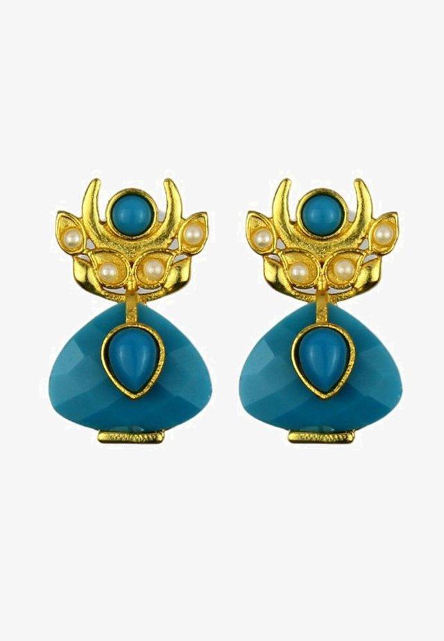 Orecchini - turquoise