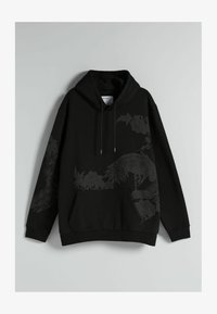 Bershka - Sweatshirt - black - 4