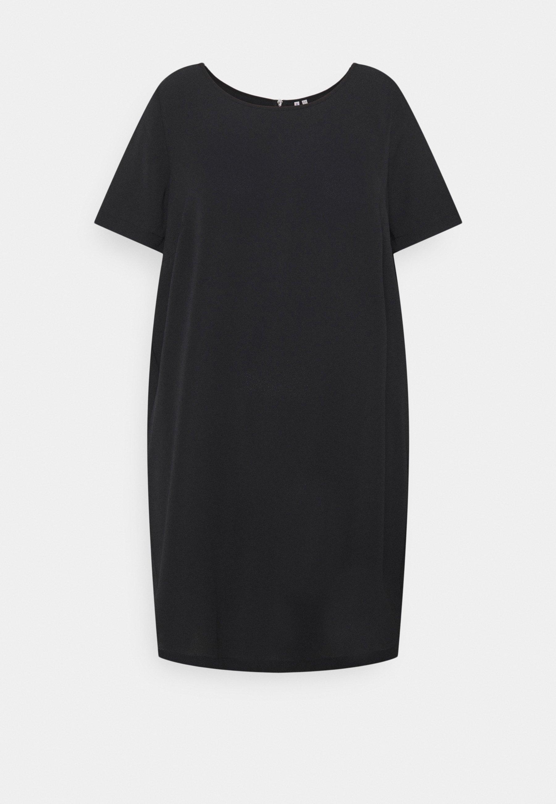 Women CARLUXMILA DRESS SOLID - Day dress