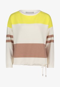 Betty & Co - Sweatshirt - cream/yellow - 3