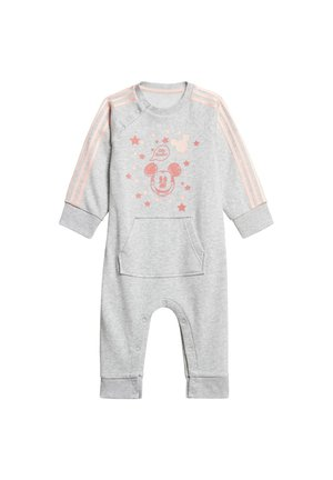 MICKEY MOUSE ONESIE - Tracksuit - grey