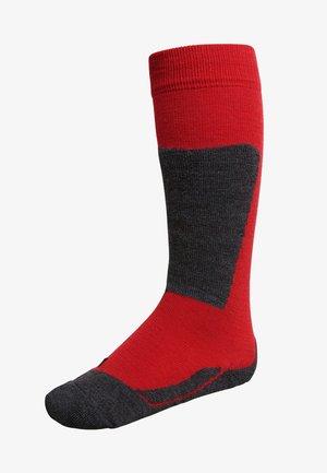 ACTIVE SKI - Knee high socks - fire