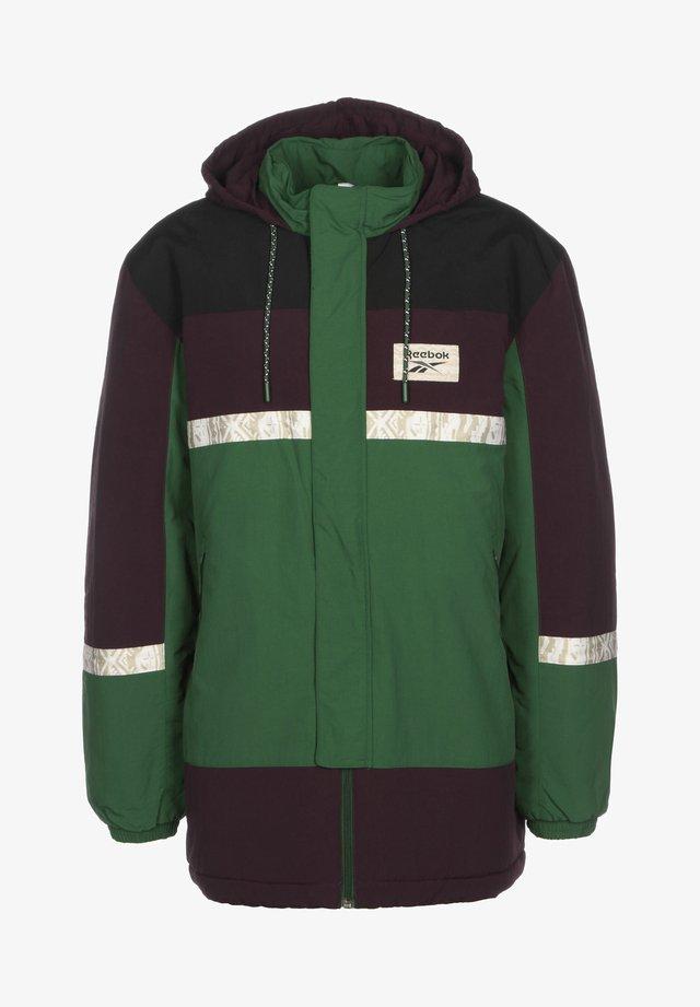 Chaqueta de invierno - utility green