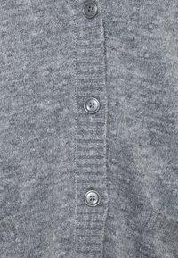 comma casual identity - Cardigan - grey melange - 2